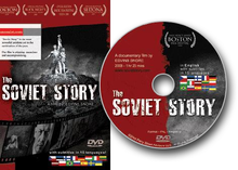 Load image into Gallery viewer, Sovietsky príbeh (DVD)