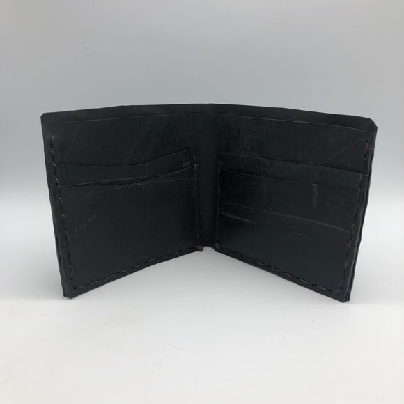 Recycled Tire Wallet Open Global Village Gifts