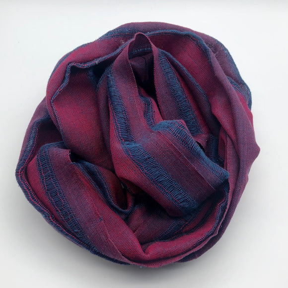 Tightly Woven Cotton Scarf Global Village Gifts