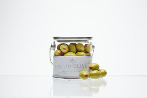 Chocolate Olives