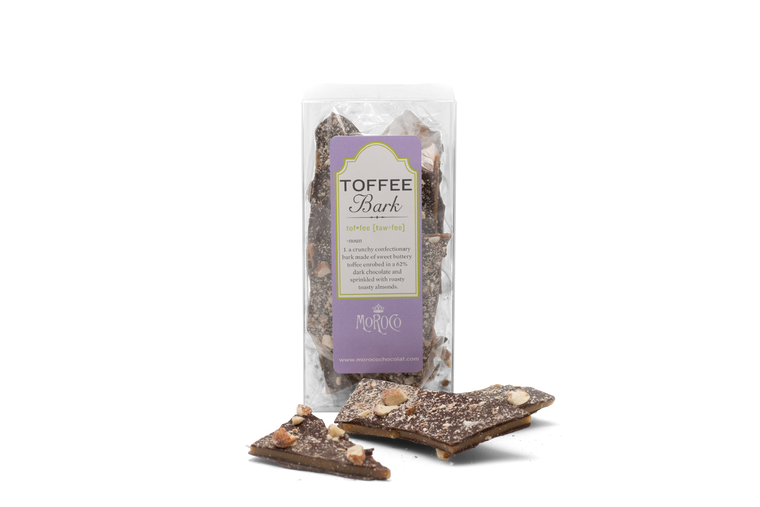 Almond Toffee Bark