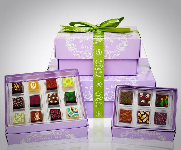 Customizable Boxes of Assorted Truffles