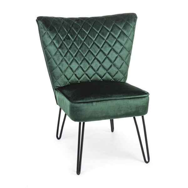 Diy Concept Dark Green Chair