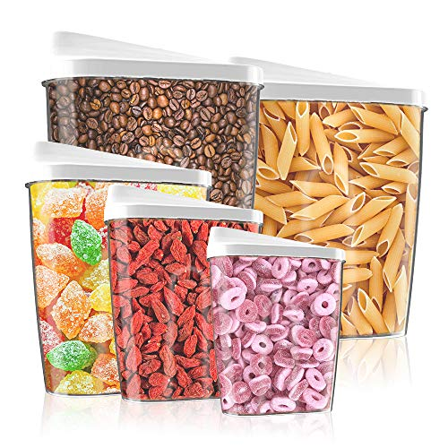 Top 23 Best Cereal Containers