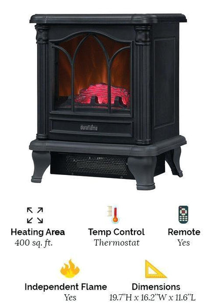 Fabulous Electric Infrared Fireplace Heaters