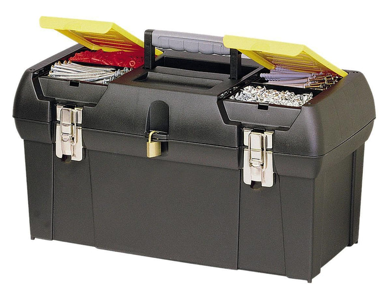 Good-Looking Toolbox With Tools