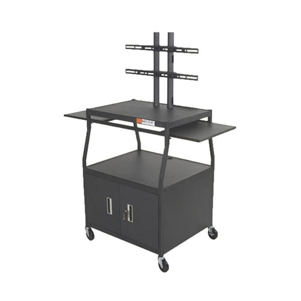 Wide Body TV Cart for 42