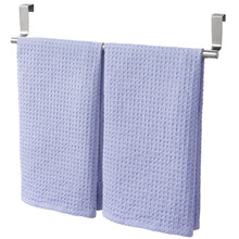 Load image into Gallery viewer, Best youcopia over the cabinet door expandable towel bar stainless steel