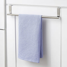 Load image into Gallery viewer, Amazon best youcopia over the cabinet door expandable towel bar stainless steel