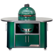 Load image into Gallery viewer, Big Green Egg Aluminum Cooking Island