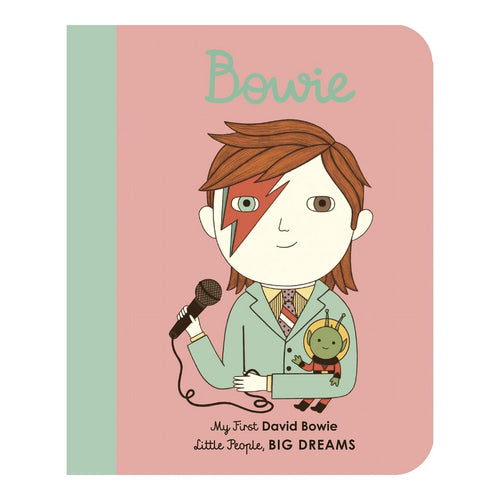 David Bowie: My First Little People, Big Dreams
