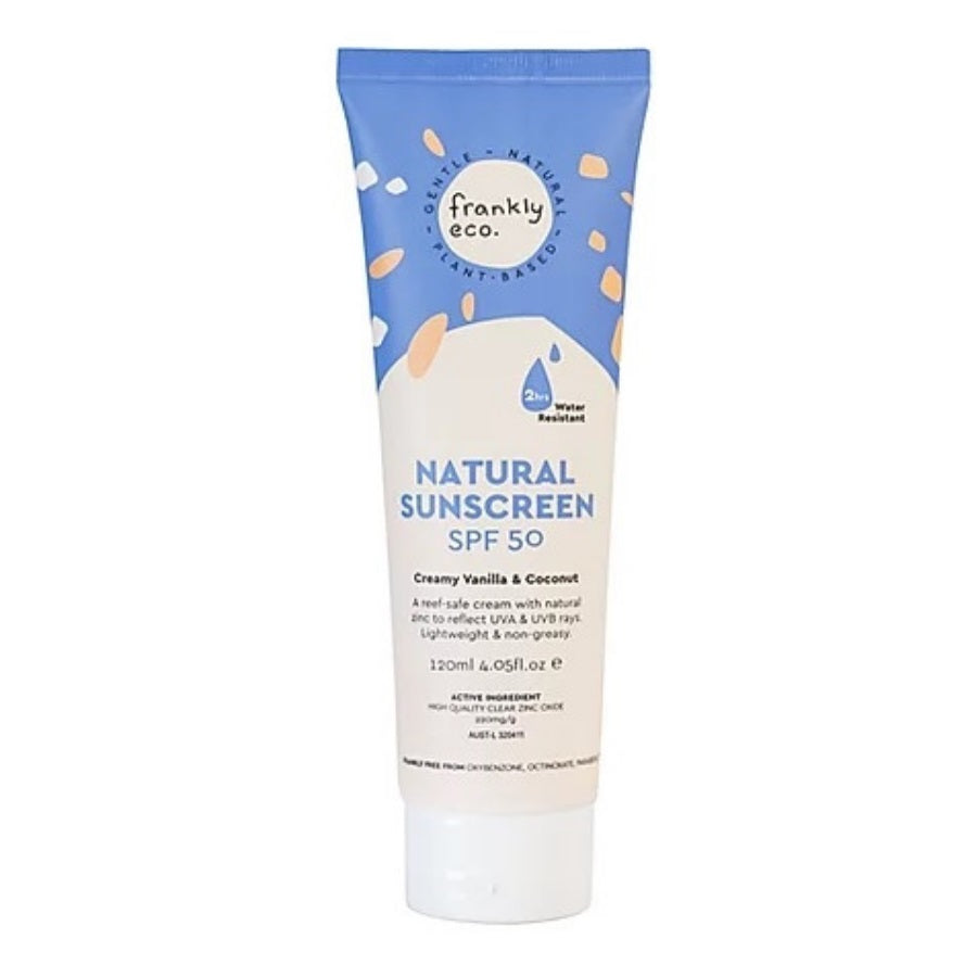 Frankly Eco Natural Sunscreen 120ml