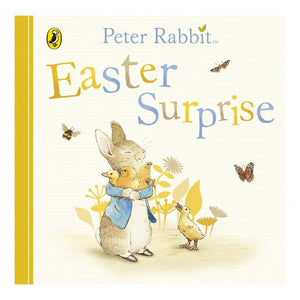 Peter Rabbit Easter Surprise Book
