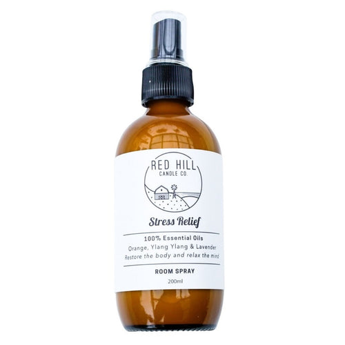 Red Hill Stress Relief Room Spray - Fauve + Co