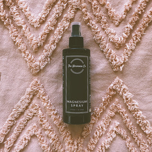 The Hermosa Co Magnesium Spray - Fauve + Co