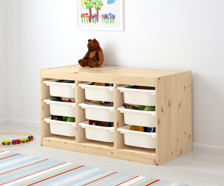 25 Clever And Functional Toy Storage Ideas