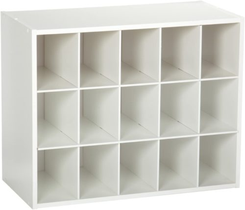 A shoes cubby is a piece of furniture that helps in organizing and storing shoes in your house