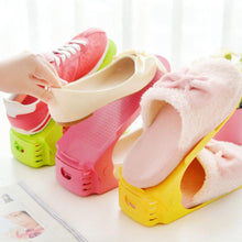 Load image into Gallery viewer, Convenient Double Cleaning Easy Shoes Organizer