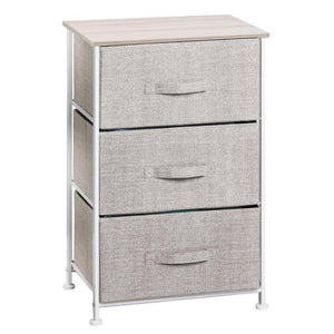 Online shopping interdesign aldo fabric 3 drawer dresser and storage organizer unit for bedroom dorm room apartment small living spaces linen