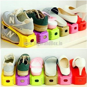 Shoe Organizer Stand Pack 3