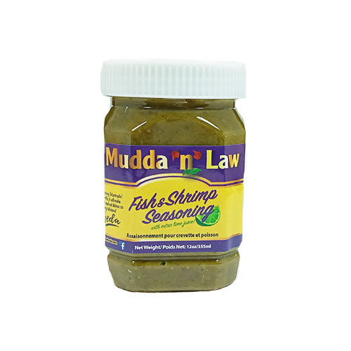 Mudda N Law Fish & Shrimp seasoning