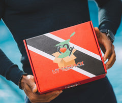 THE TRINI BOX- 12 Month Subscription Billed Monthly