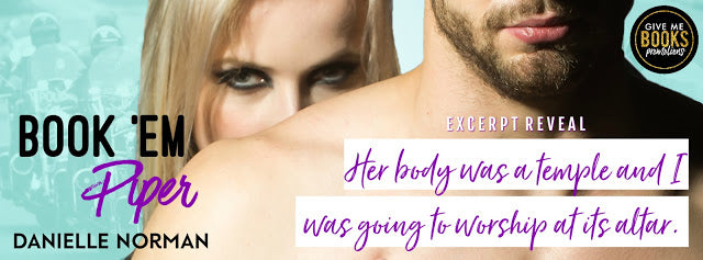 EXCERPT REVEAL  - Book'em Piper
