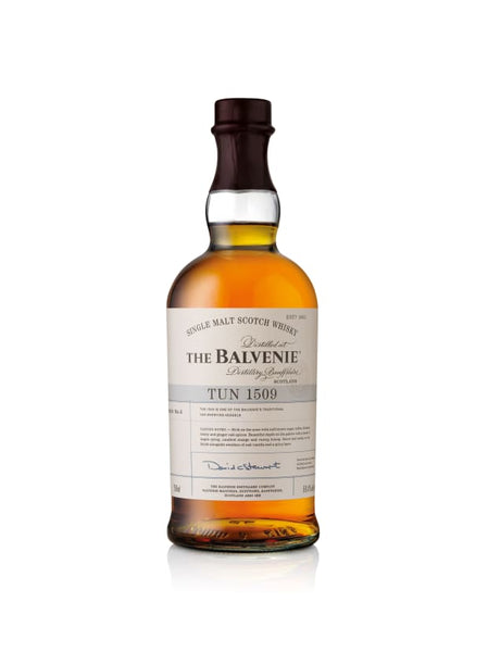 Here's The Exclusive First Look at The Balvenie Tun 1509 Batch 6 Scotch Whisky