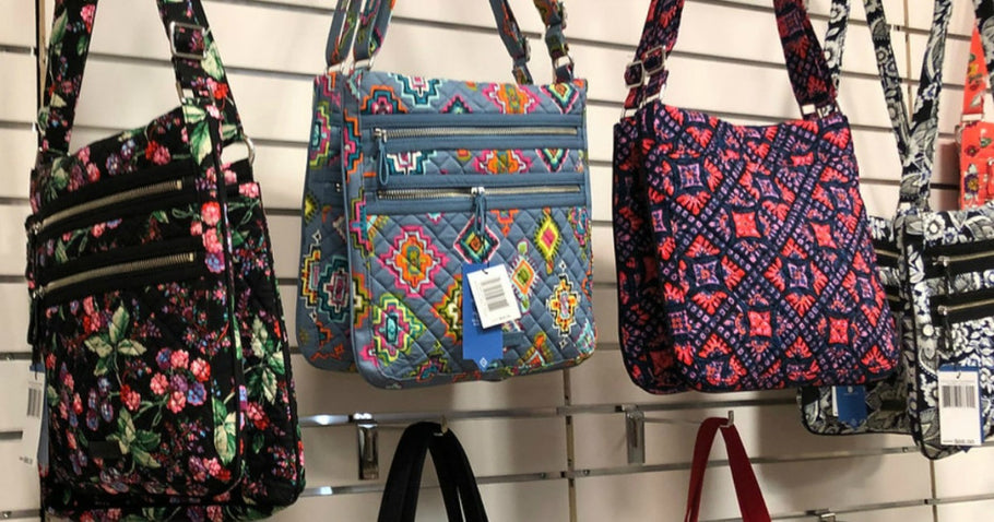 Up to 80% Off Vera Bradley Crossbody Bags, Backpacks & More + Free Shipping