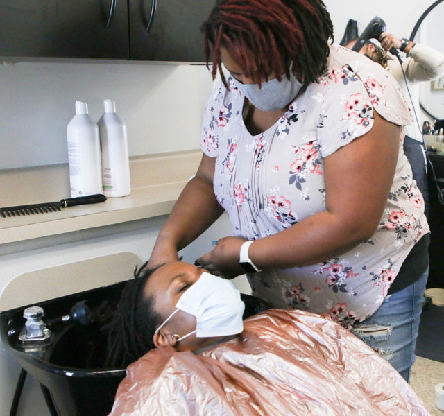 Local hair stylists adjust to COVID-19 restriction
