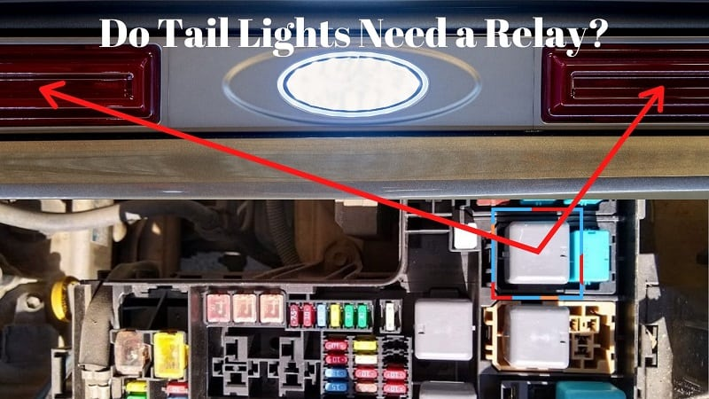 Taillights are an essential part of your vehicle, and, to keep you obeying the law, you must ensure that they are always working properly