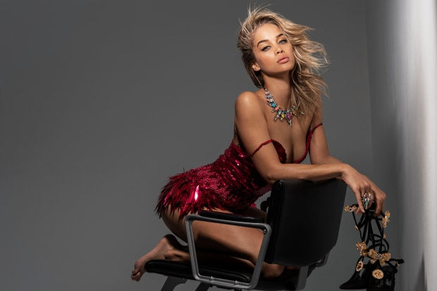 Jasmine Sanders Is Maxim's November/December Cover Model