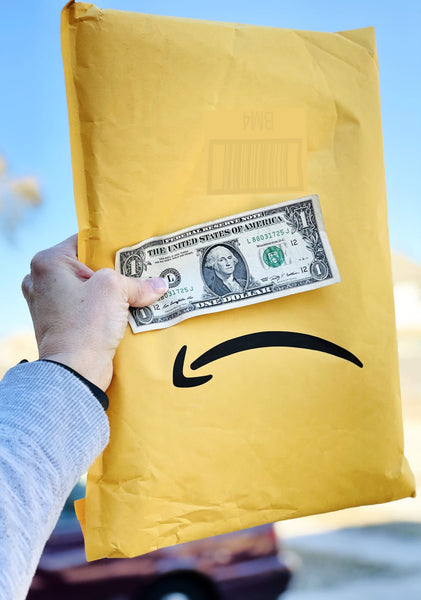 Did you know that Amazon currently has a bunch of Amazon products for around or UNDER one dollar shipped to your door? Yep – just $1 or less! Check out the goodies we found