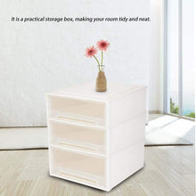 Load image into Gallery viewer, Best ejoyous drawer storage box multifunctional large plastic drawer storage organizer storage bins container for small sundries underwear magazines files makeups home accessories