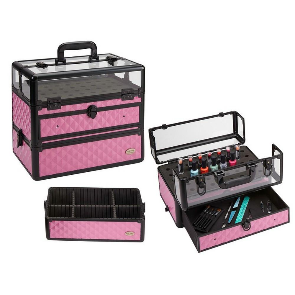 Professional Nail Artist Cosmetic Storage Case