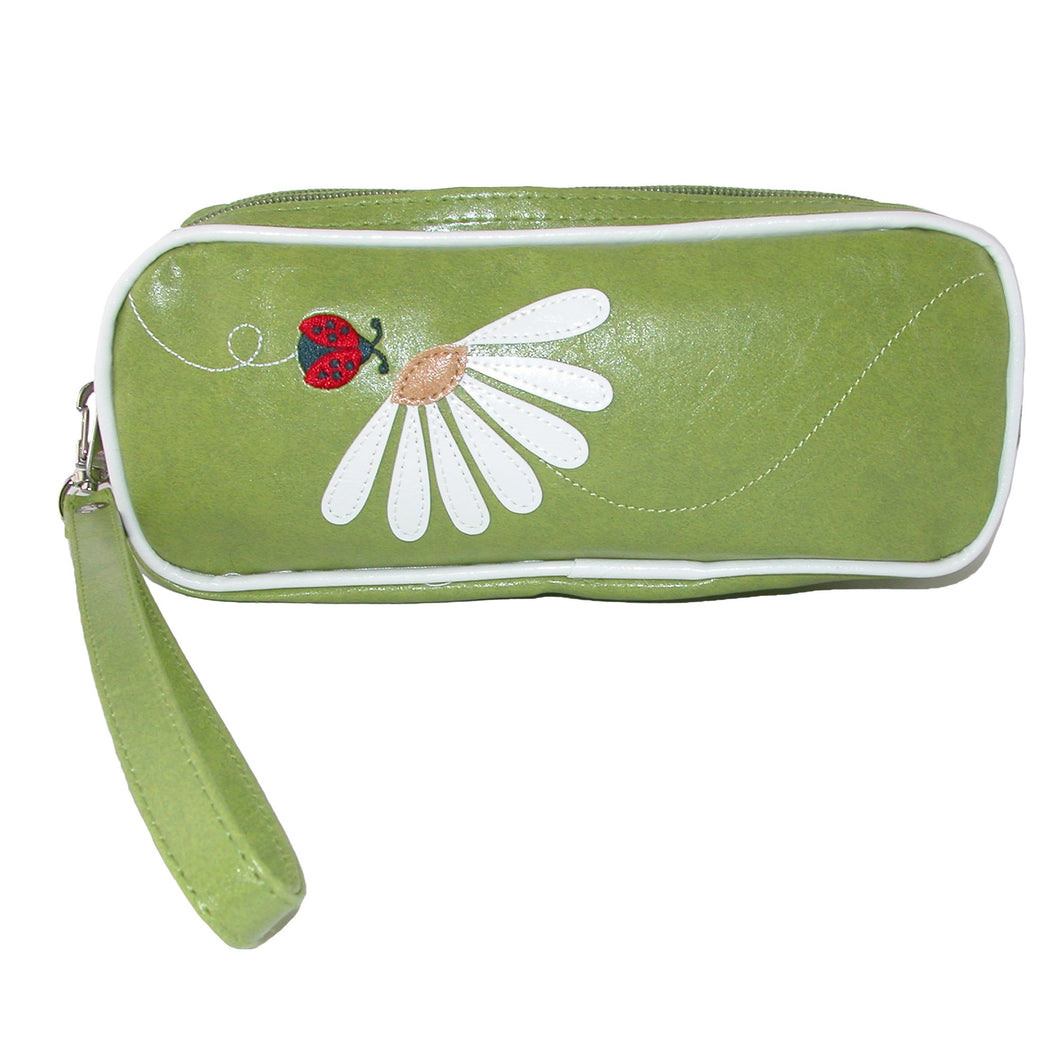 CTM® Ladybug and Daisy Makeup Case
