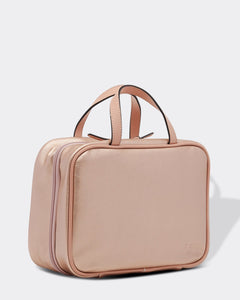 Louenhide Baby Emma Metallic Case Pink Champagne