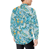Pucci Pattern Print Design A03 Long Sleeve Dress Shirt