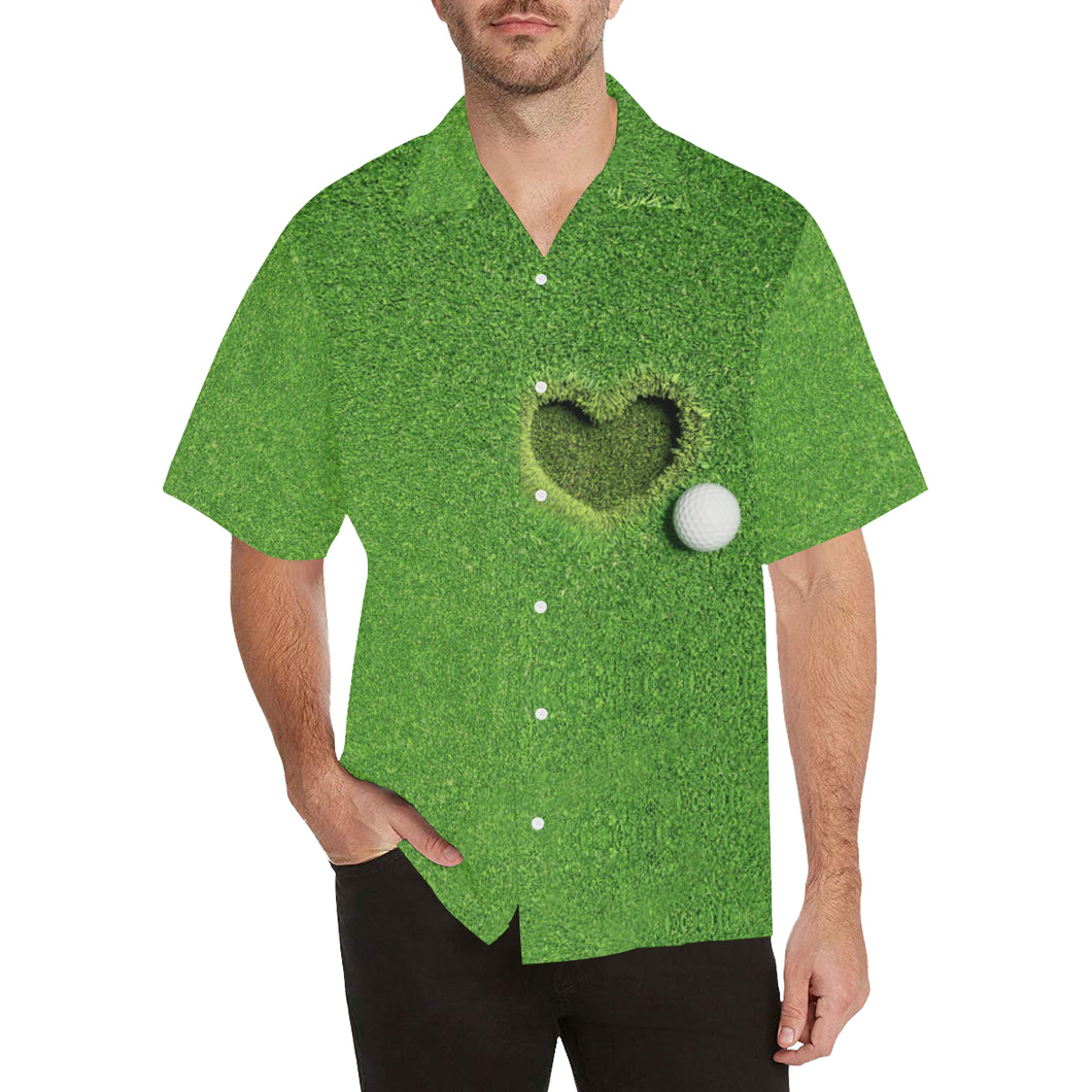 Love Golf GF03 Hawaiian Shirt