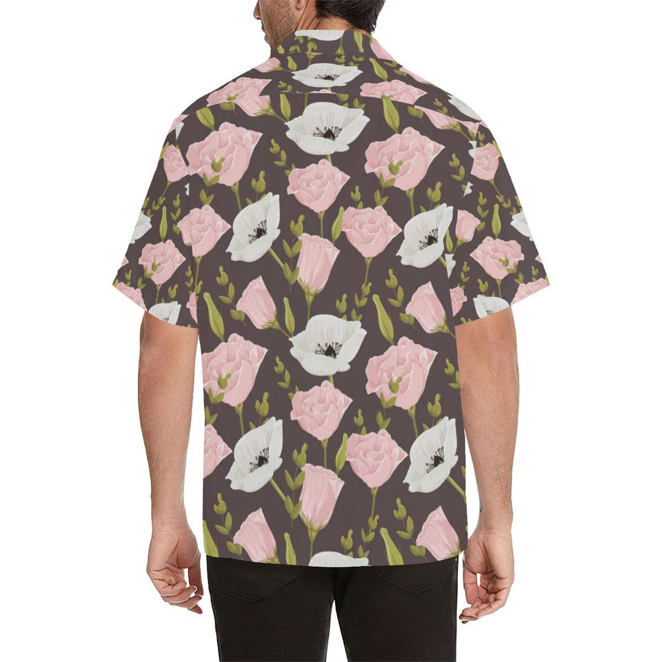 Anemone Pattern Print Design AM011 Hawaiian Shirt-kunshirts.com