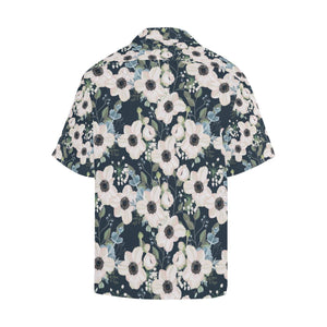 Anemone Pattern Print Design AM02 Hawaiian Shirt-kunshirts.com