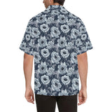 Anemone Pattern Print Design AM09 Hawaiian Shirt-kunshirts.com