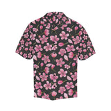 Apple blossom Pattern Print Design AB03 Hawaiian Shirt-kunshirts.com