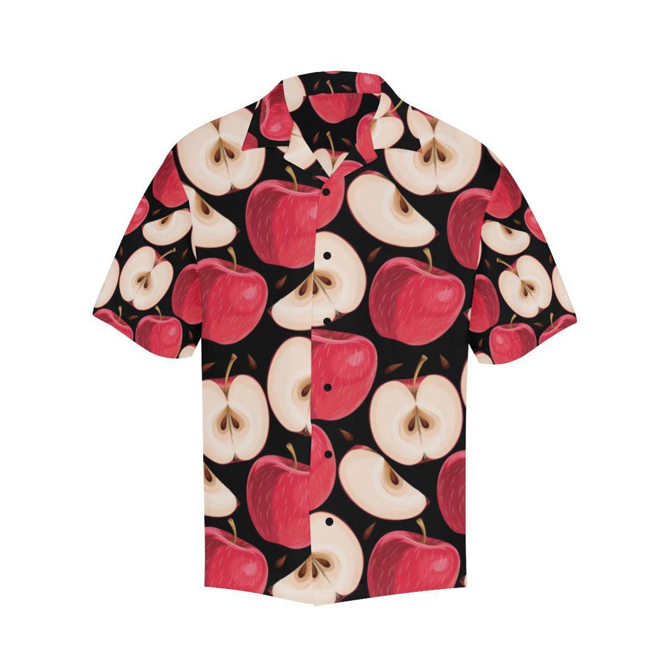 Apple Pattern Print Design AP02 Hawaiian Shirt-kunshirts.com
