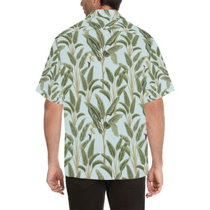 Banana Leaf Pattern Print Design BL03 Hawaiian Shirt-kunshirts.com