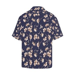 Beautiful Floral Pattern Hawaiian Shirt-kunshirts.com