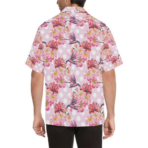 Bird Of Paradise Pattern Print Design BOP011 Hawaiian Shirt-kunshirts.com