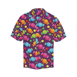 Candy Pattern Print Design CA05 Hawaiian Shirt-kunshirts.com