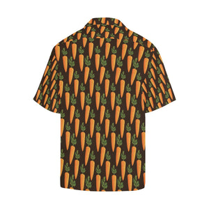 Carrot Pattern Print Design 06 Hawaiian Shirt-kunshirts.com