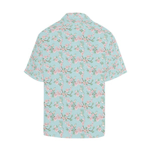 Cherry Blossom Pattern Print Design 02 Hawaiian Shirt-kunshirts.com